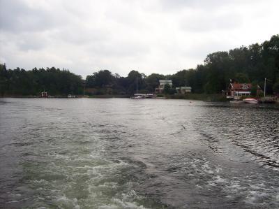 På turné i Stockholm (II)