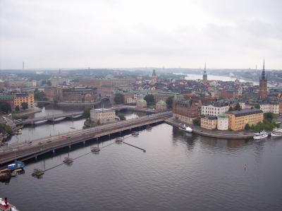 På turné i Stockholm (III)
