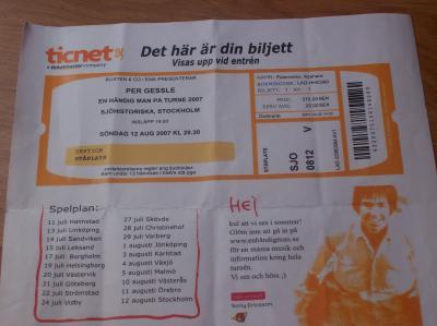 På turné i Stockholm (IV) -Juni, Juli, Augusti...-